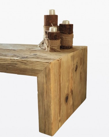 Tavolino Elian | Legno vecchio
