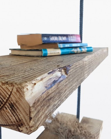 Libreria Deva | Legno vecchio