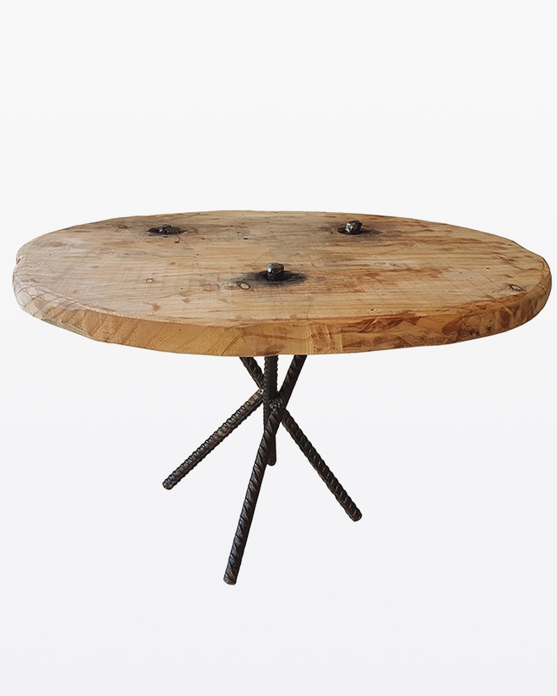 Tavolino Kyoma | Legno vecchio