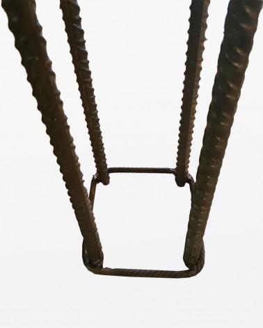 Gamba in ferro riciclato | Mobili grezzi