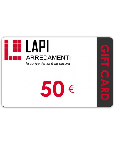 Gift Card 50 Euro | Gift Card