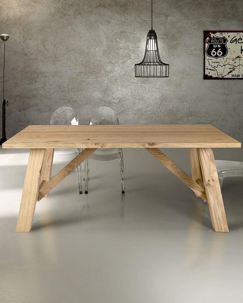 Tavolo Riel | Zona giorno stile moderno