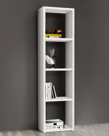 Libreria Laisa | Zona giorno stile moderno