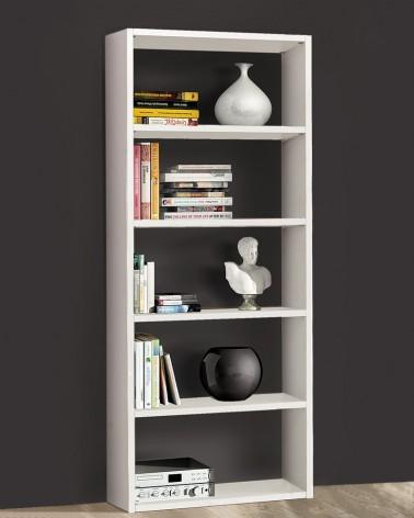 Libreria Titania | Zona giorno stile moderno