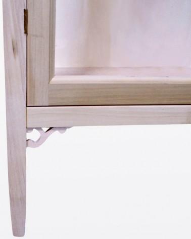 Vetrina alta grezza | Mobili grezzi