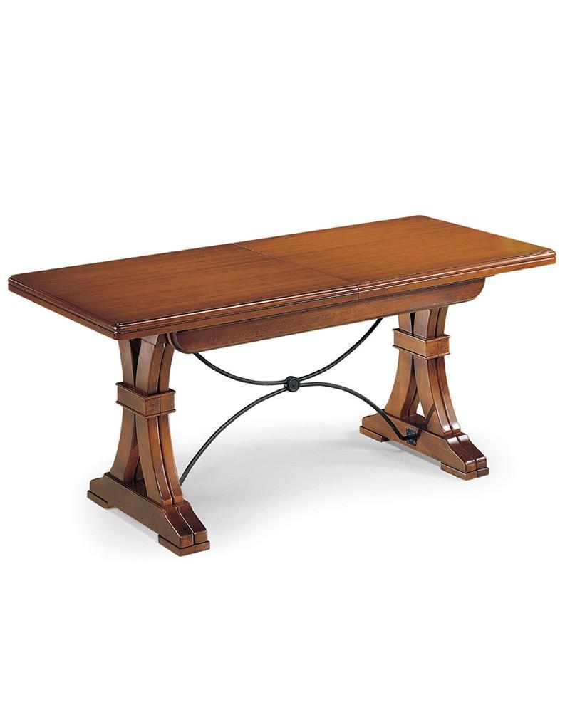 Tavolo Frazio con ferro | Zona giorno stile classico