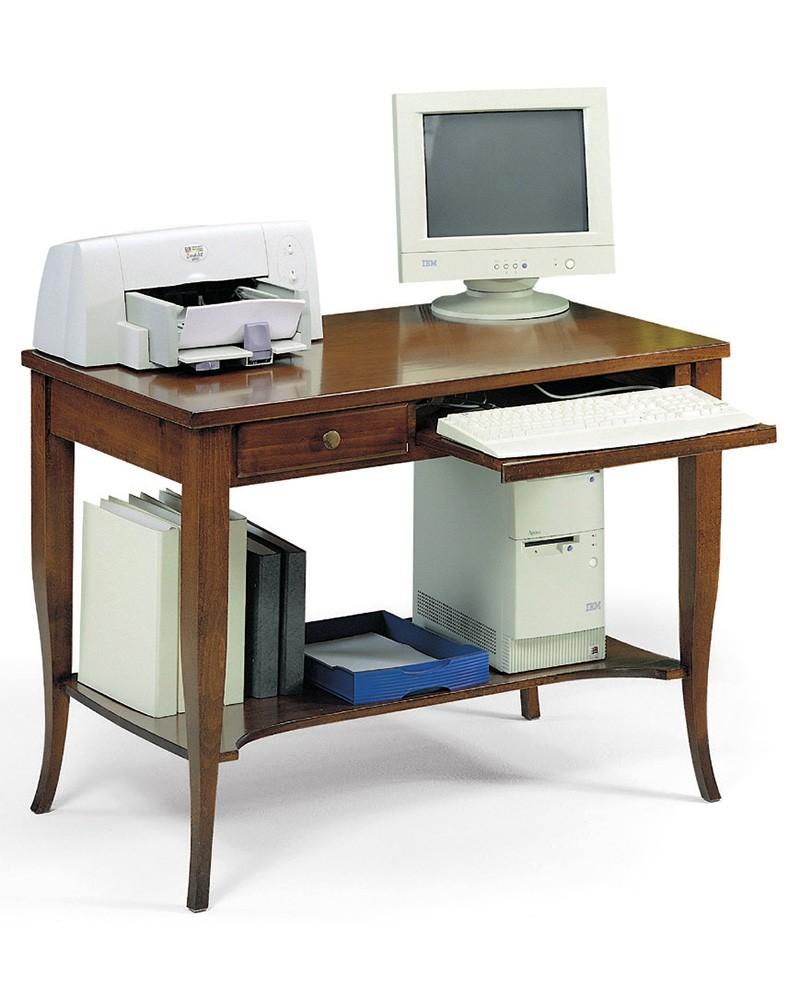 Porta computer Jeremie | Zona giorno stile classico