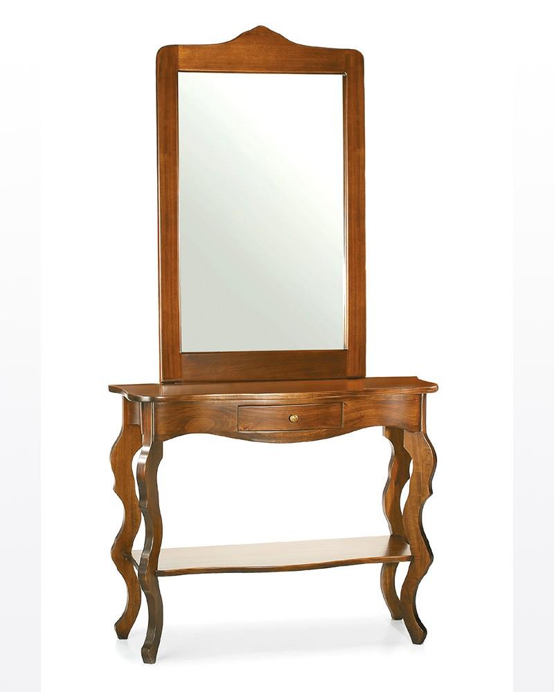 Specchio e consolle Kai | Zona giorno stile classico