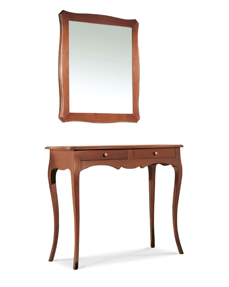Specchio e consolle Darlene | Zona giorno stile classico