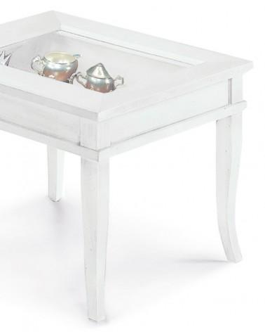 Tavolino con bacheca | Zona giorno stile classico