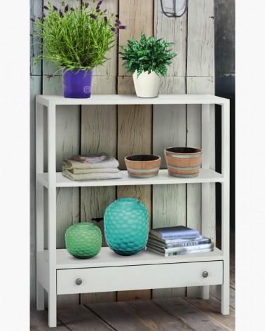 Libreria Kimi | Zona giorno stile classico