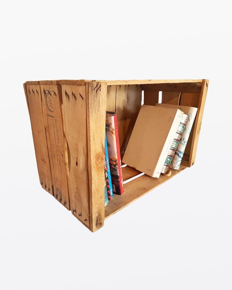 Libreria Pensile Pan | Legno vecchio