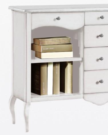 Libreria Lien   Zona giorno stile classico