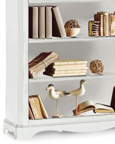 Libreria Yanne | Zona giorno stile classico