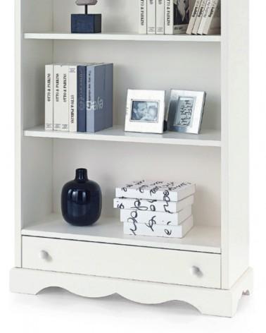 Libreria Arina | Zona giorno stile classico