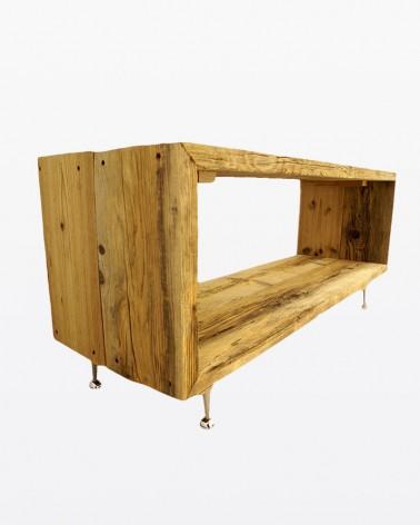 Porta TV Sueli | Legno vecchio