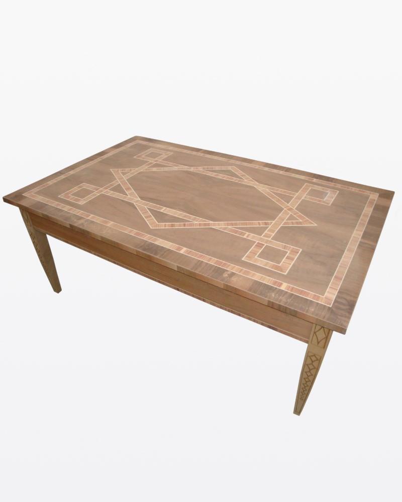 Tavolino grezzo Dovy | Mobili grezzi