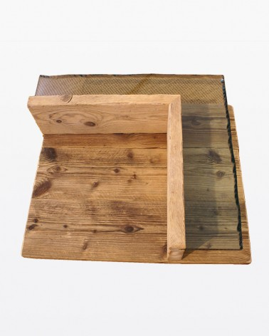 Tavolino Seiko | Legno vecchio