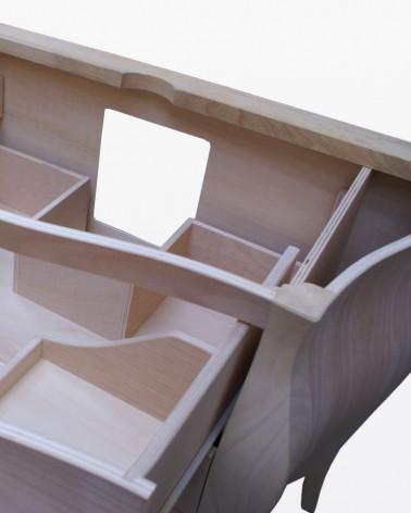 Mobile bagno grezzo Runea | Mobili grezzi