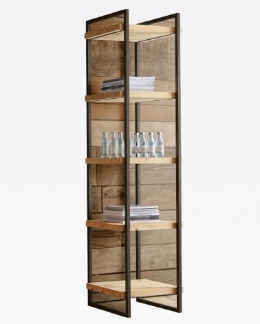 Libreria Zosma | Zona giorno stile moderno