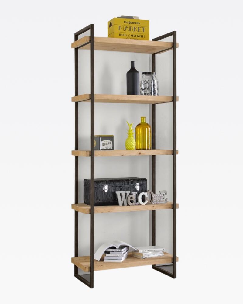 Libreria Alcor | Zona giorno stile moderno