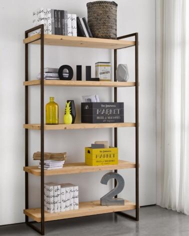 Libreria Vega   Zona giorno stile moderno
