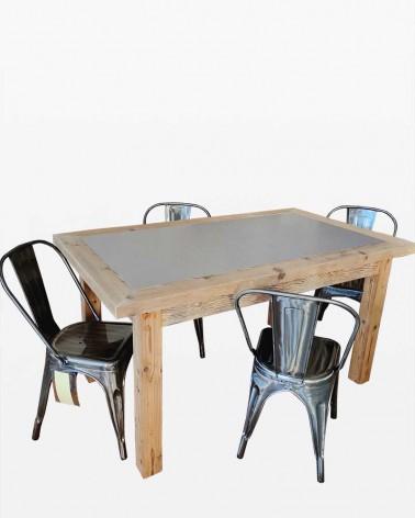 Tavolo Soraya   Legno vecchio