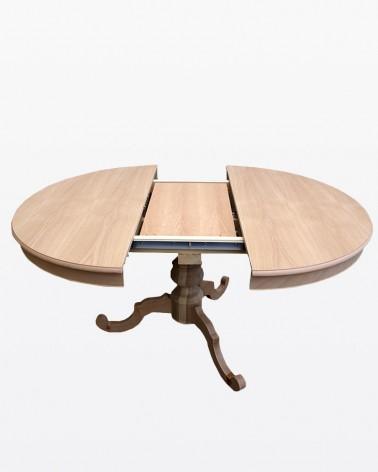Tavolo rotondo grezzo   Mobili grezzi
