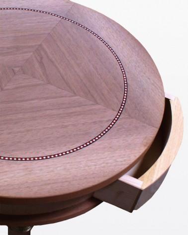 Tavolino grezzo classico | Mobili grezzi