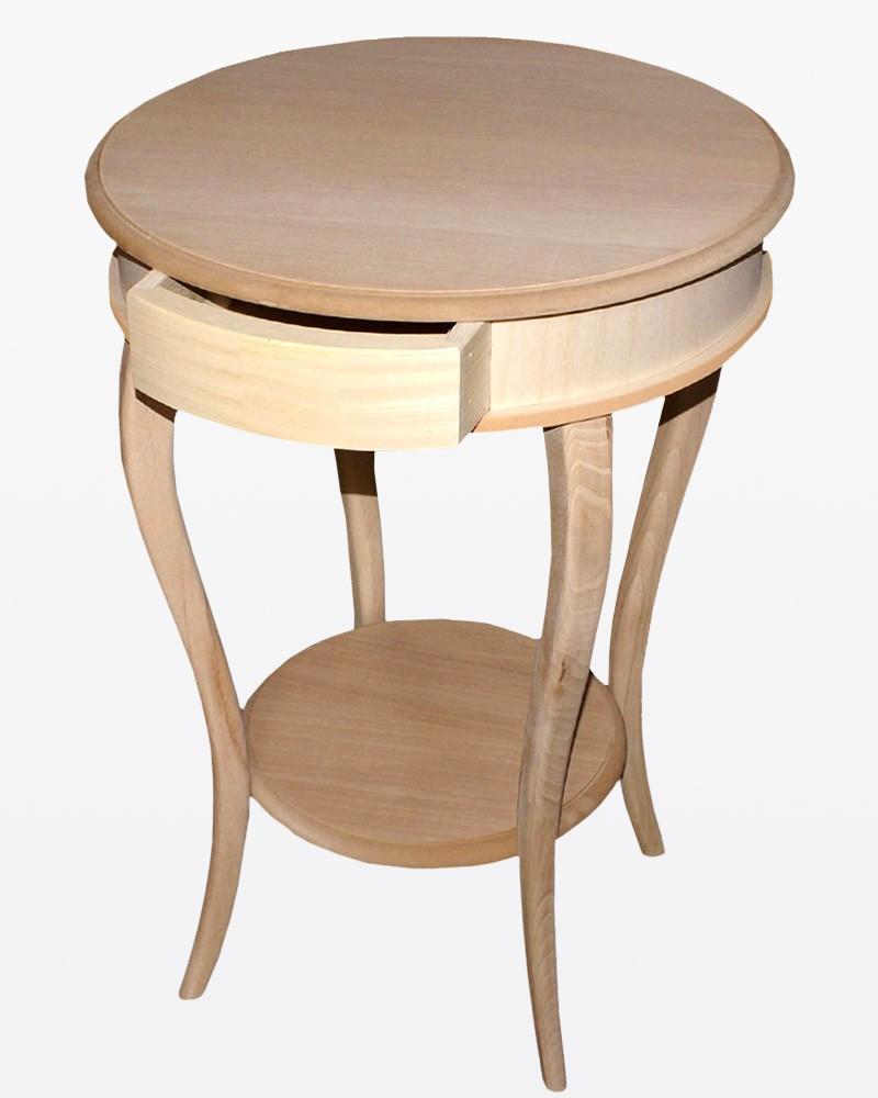 Tavolino grezzo Sanna | Mobili grezzi