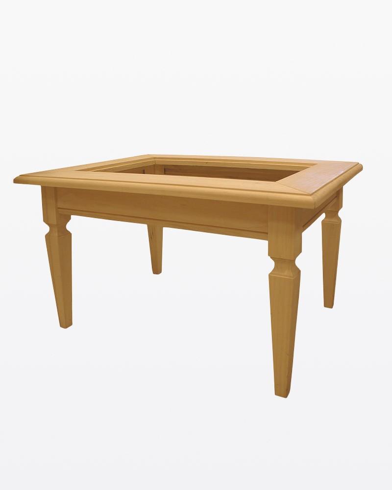 Tavolino basso grezzo   Mobili grezzi