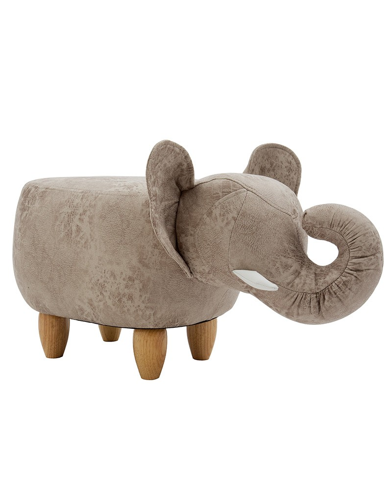 Pouf Elefante | Zona notte stile moderno