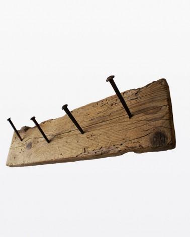 Appendiabiti in legno di recupero | Legno vecchio