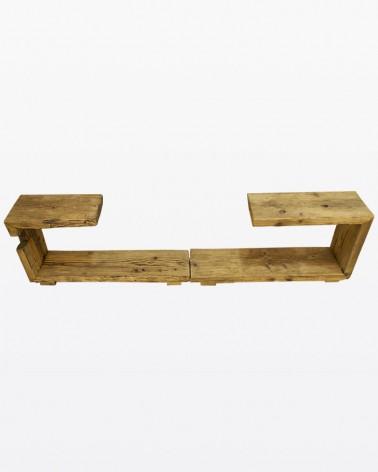 Tavolino Zeni | Legno vecchio