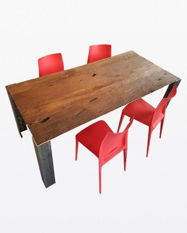 Tavolo Doride | Legno vecchio