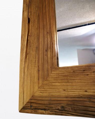 Specchio Jutta   Legno vecchio
