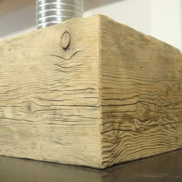Mobili in legno vecchio