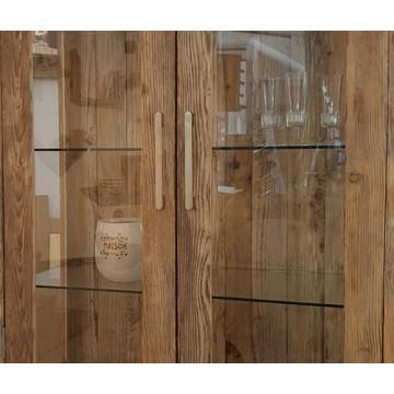 Vetrine e Credenze legno vecchio